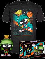 Space Jam 2: A New Legacy - Marvin the Martian Metallic Pop! Vinyl Figure & T-Shirt Box Set