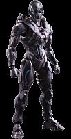 Spartan Locke Play Arts Kai Action Figure