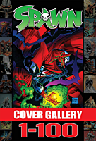 Spawn - Cover Gallery Volume 01 Hardcover Book