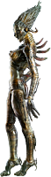 Species - Sil 1/6th Scale Action Figure