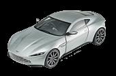James Bond: Spectre - Aston Martin DB10 1:18 Scale Hot Wheels Elite Die-Cast Vehicle   Popcultcha