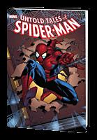 Spider-Man - Untold Tales of Spider-Man Omnibus Hardcover Book (DM Variant Cover)