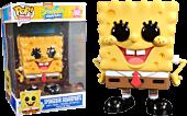 """SpongeBob SquarePants - SpongeBob SquarePants 10"""" Funko Pop! Vinyl Figure."""