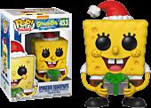 SpongeBob SquarePants Christmas Holiday Funko Pop! Vinyl Figure.
