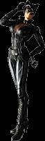 "Batman: Arkham City - Catwoman Play Arts Kai 9"" Action Figure"