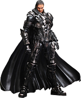 Superman - Man of Steel - General Zod Play Arts Figure