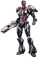 "Justice League - Cyborg Play Arts Kai 10"" Action Figure"