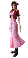"Crisis Core: Final Fantasy VII - Aerith Gainsborough Play Arts 10"" Action Figure"