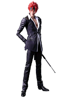 "Final Fantasy VII - Reno Play Arts Kai 10"" Action Figure"