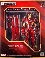 "Iron Man - Iron Man Variant Bring Arts 6"" Action Figure"
