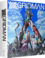SSSS.Gridman - Complete Series Limited Edition DVD/Blu-Ray Box Set