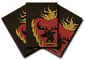 Game of Thrones - Stannis Card Sleeve Pack of 50