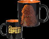 Star Wars: Solo - Chewie is My Co-Pilot Ceramic Mug