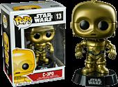 Star Wars - C-3PO Pop! Vinyl Bobble Head Figure