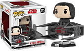 Star Wars Episode VIII: The Last Jedi - Kylo Ren in Tie Fighter Deluxe Funko Pop! Vinyl Figure