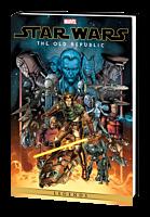 Star Wars: Legends - The Old Republic Omnibus Volume 01 Hardcover Book (DM Variant Cover)