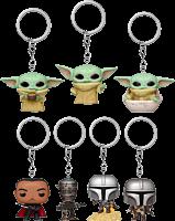 Star Wars: The Mandalorian - Pocket Pop! Vinyl Keychain Bundle (Set of 7)