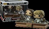 Star Wars - Princess Leia and Luke Skywalker Trash Compactor Escape Movie Moments Funko Pop Vinyl Figure 2-Pack