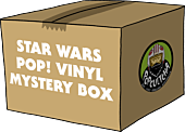 Funko Poplandia Mystery Box - Star Wars (Box of 6 Mystery Pop! Vinyl Figures)