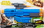 Star Wars: Solo - Chewbacca's Blaster Nerf Glowstrike Replica.