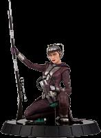 Star Wars - Zam Wessel Statue