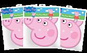 Peppa Pig - Peppa Pig Masks 3-Pack