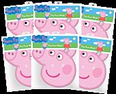 Peppa Pig - Peppa Pig Masks 6-Pack