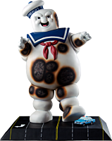 """Ghostbusters - Stay Puft Marshmallow Man Burnt Variant 18"""" Limited Edition Statue"""