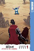 Stitch and the Samurai - Volume 01 Manga Paperback Book