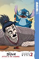 Stitch and the Samurai - Volume 02 Manga Paperback Book
