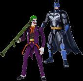 Batman - Injustice - Batman vs Joker 2-Pack