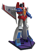 "Transformers - Starscream 9"" PVC Statue"