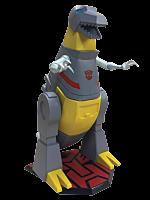 "Transformers - Grimlock 9"" PVC Statue"