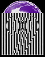 "Pond - 9 LP Vinyl Record (Indie Exclusive ""Freo Edition"" Purple & White Coloured Vinyl)"