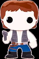 """Star Wars- Han Solo 4"""" Pop! Enamel Pin by Funko"""