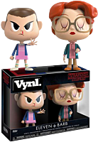 Stranger Things - Eleven and Barb Vynl. Vinyl Figure 2-Pack by Funko