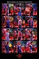 Stranger Things - Character Montage Poster (1094)