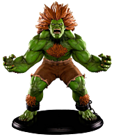 Savage Exclusive Blanka 1/4 Scale Statue