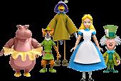"Disney - Classic Animation Wave 2 Ultimates! 7"" Action Figure Assortment (Set of 4)"