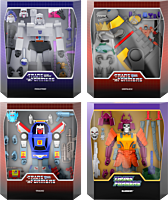 """Transformers - Wave 2 Ultimates! 7"""" Scale Action Figure Assortment (Set of 4)"""