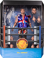 """New Japan Pro-Wrestling - Will Ospreay Ultimates! 7"""" Scale Action Figure (Wave 1)"""