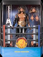 """New Japan Pro-Wrestling - Hiroshi Tanahashi Ultimates! 7"""" Scale Action Figure (Wave 1)"""