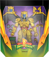 """Mighty Morphin' Power Rangers - Goldar Ultimates! 7"""" Scale Action Figure"""