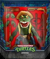 """Teenage Mutant Ninja Turtles (1987) - Leatherhead Ultimates! 7"""" Action Figure (Wave 5)"""