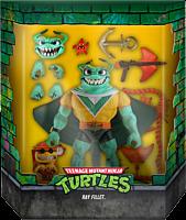 """Teenage Mutant Ninja Turtles (1987) - Ray Fillet Ultimates! 7"""" Action Figure (Wave 5)"""