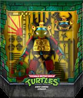 """Teenage Mutant Ninja Turtles (1987) - Sewer Samurai Leonardo Ultimates! 7"""" Action Figure (Wave 5)"""