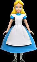 "Alice in Wonderland (1951) - Alice Ultimates! 7"" Scale Action Figure (Wave 2)"
