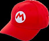 Super Mario Bros - Mario Flex-Fit Hat (One Size)