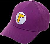 Super Mario Bros - Waluigi Flex-Fit Hat (One Size)