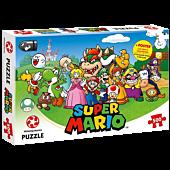 Nintendo - Super Mario 500 Piece Puzzle | Popcultcha